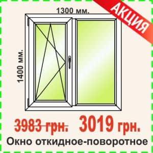 цена окна откидные поворотные
